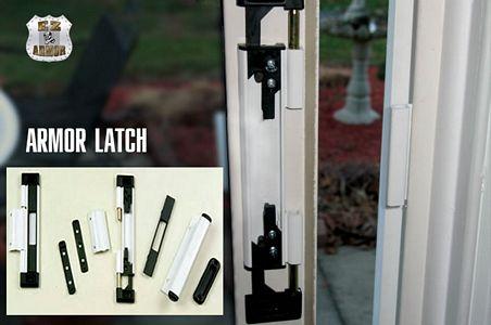 sliding glass door security