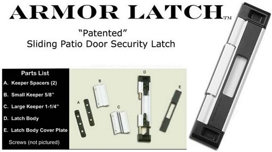 Patio Door Security