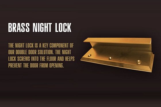 Double-door-nightlock