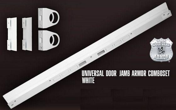 door jamb armor