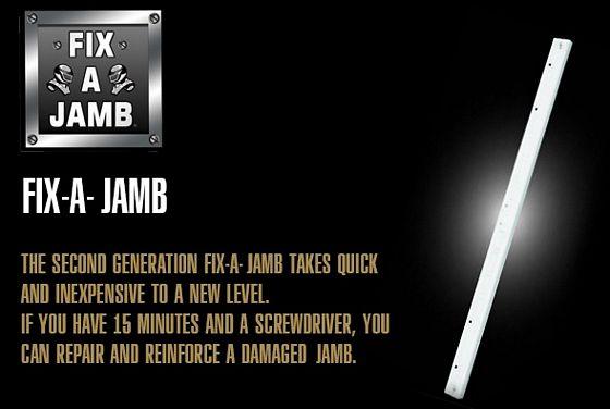 door jamb replacement