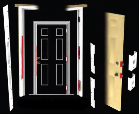 best front doorsBEST Front Door Security Products