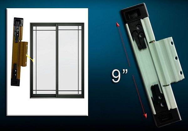 Best Way To Secure A Sliding Glass Door Hardware